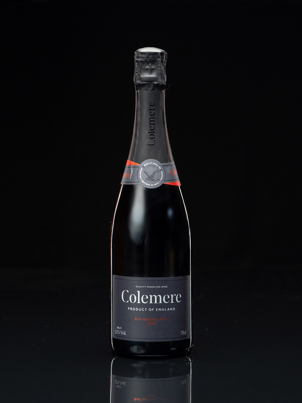 english red sparkling wine-regent colemere shropshire