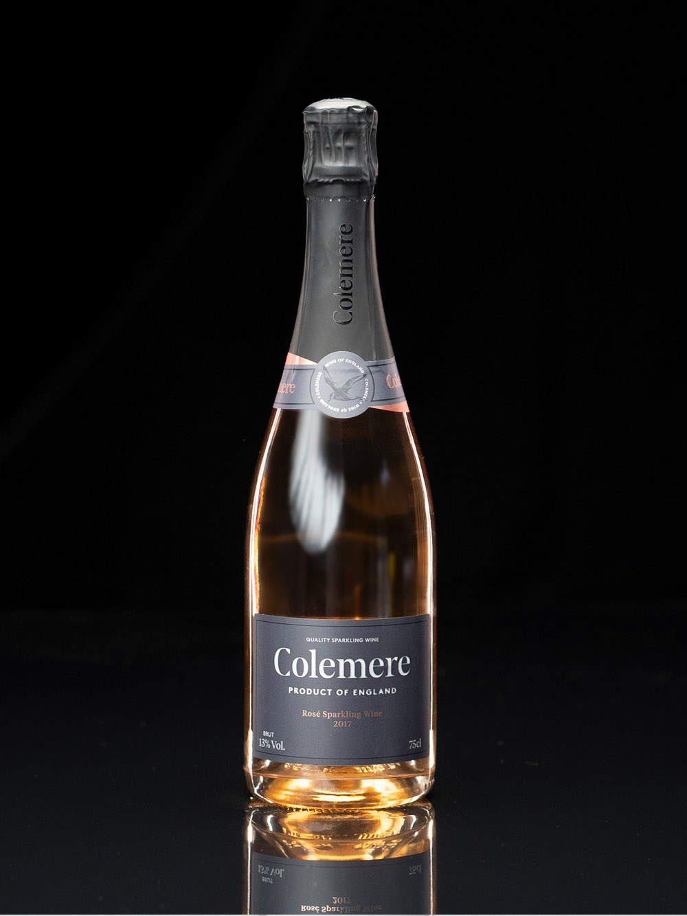 english sparkling rose wine pinot noir colemere shropshire